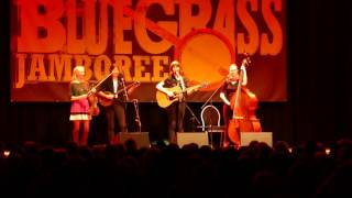 101 Bluegrass Jamboree 2016 Muenchen - The Goodbye Girls