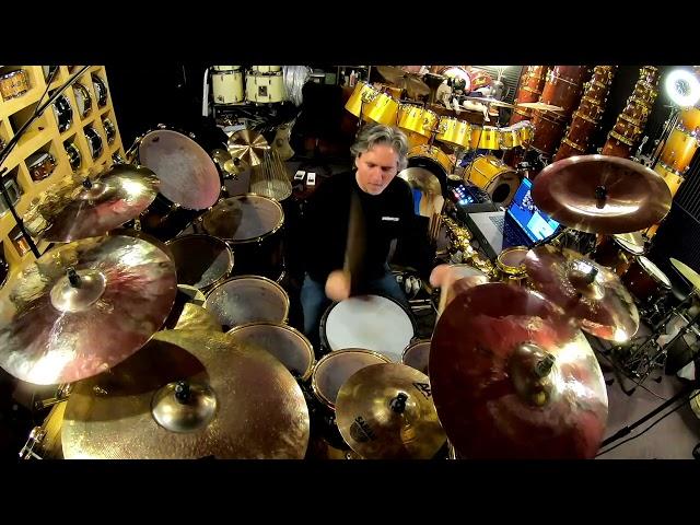 Styx - Crash Of The Crown (Todd Sucherman Drum Playthrough)