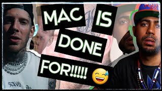 "Tom MacDonald - ""Mac Lethal Sucks"" (MAC LETHAL DISS #2) (REACTION!!)"