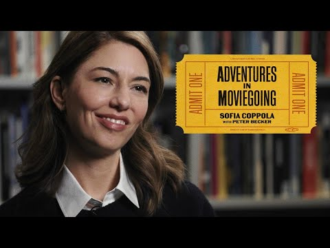 Adventures in Moviegoing with Sofia Coppola