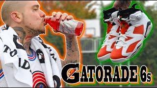 'I Wanna Be Like Mike' Gatorade 6's (2 MONTHS EARLY!!)
