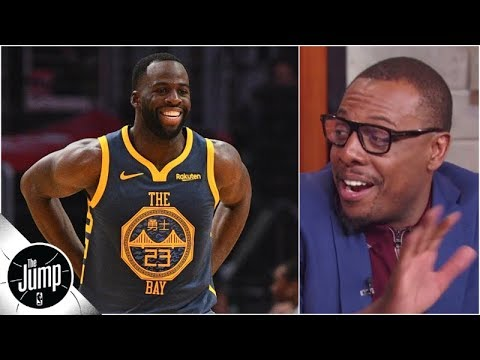 Warriors could find someone like Draymond Green for less money - Paul Pierce   The Jump