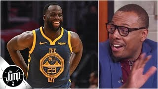 Warriors could find someone like Draymond Green for less money - Paul Pierce | The Jump