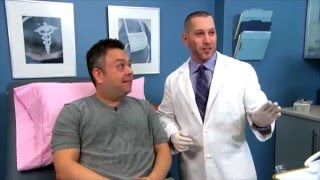 Aerolase | The Doctors | Treating Raccoon Eyes with Jason Emer, MD