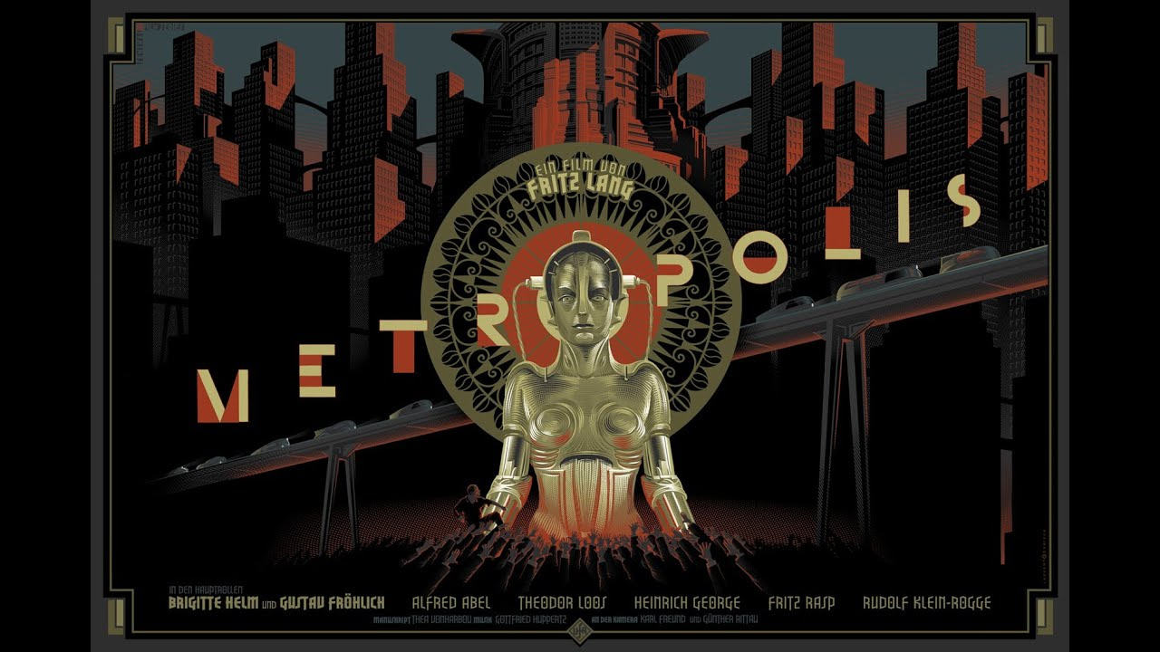 metropolis and techniques metropolis and 1984 techniques