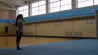 Вольные упражнения гимнастика женщины