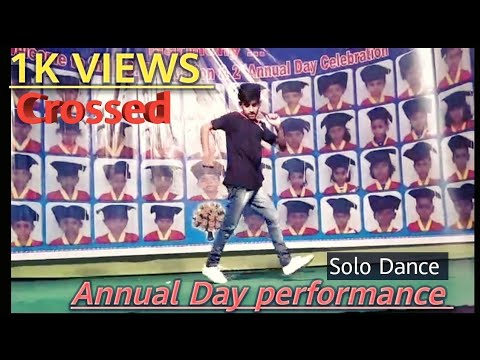 Annual Day Dance Video |ISHQ KA RAJA -Dance |Aankh Marey - Dance |DAB School |Sourav Singh ||