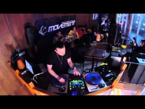 Movement Detroit Webcast #7 Ronin Selecta, DJ Godfather @ Urban Bean Company 4/03/2014