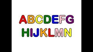 儿童教育-颜色-英语单词-动画