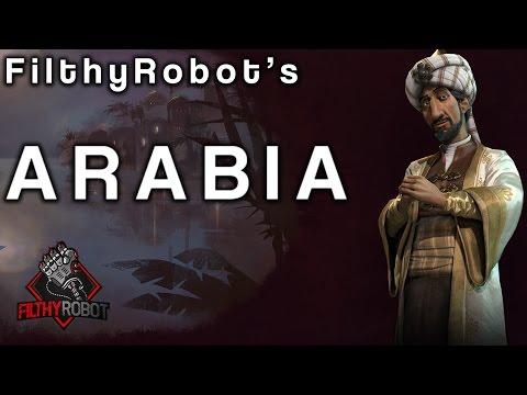 Civ 6 Game 44: Arabia (6FFA) Part 5
