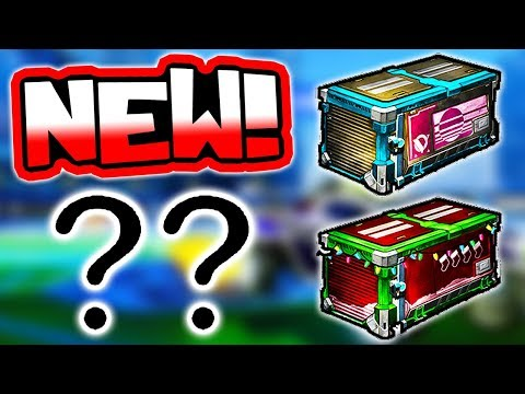 "NEW ""VELOCITY"" & ""SECRET SANTA"" CRATE INFO!! ( Rocket League Update News )"