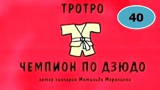 Развивающий мультик для детей / Тротро чемпион по дзюдо / Тротро мультик на русском все серии подряд