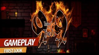 99 Levels Of Hell  - Gameplay PC | HD