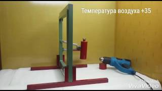 Термопривод для проветривания теплиц