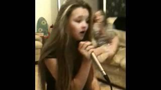 Billy Jo singing age 14