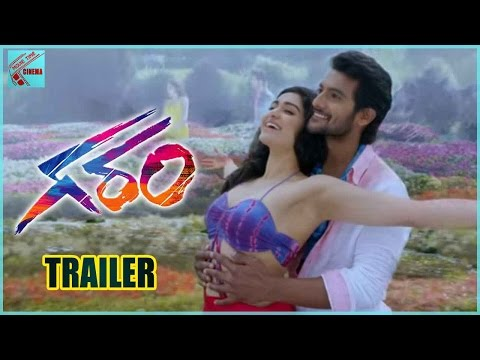 Garam Movie Latest Trailer || Aadhi, Adah Sharma