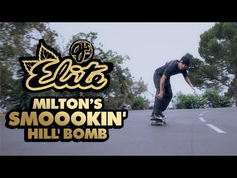 Milton Martinez 'SMOOOKIN HILL BOMB' | OJ Wheels
