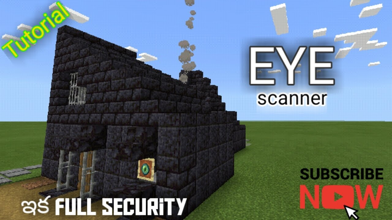 Download EYE scanner |Minecraft Telugu | Minecraft Tutorials | Mr Craft