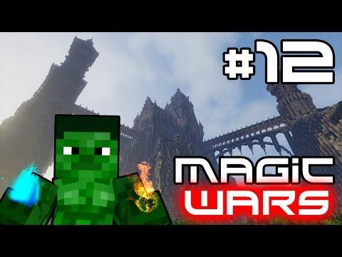 Minecraft Magic Wars - Our First Worker! #12