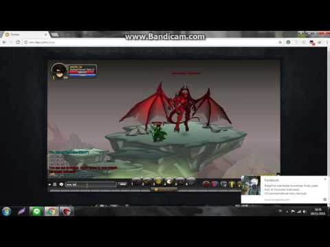 SkyGuard Gunner Class Review | Onclax (AQW Private Server)