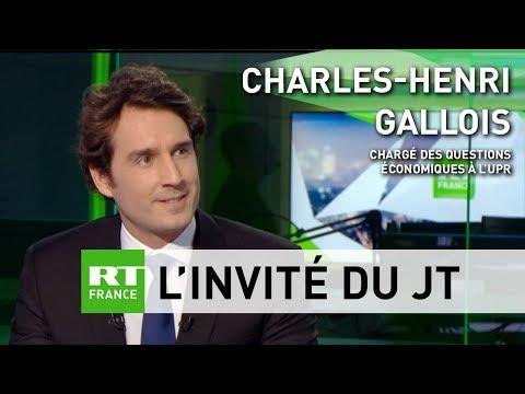 Giuseppe Conte devant le Parlement européen : l'analyse de Charles-Henri Gallois (UPR)