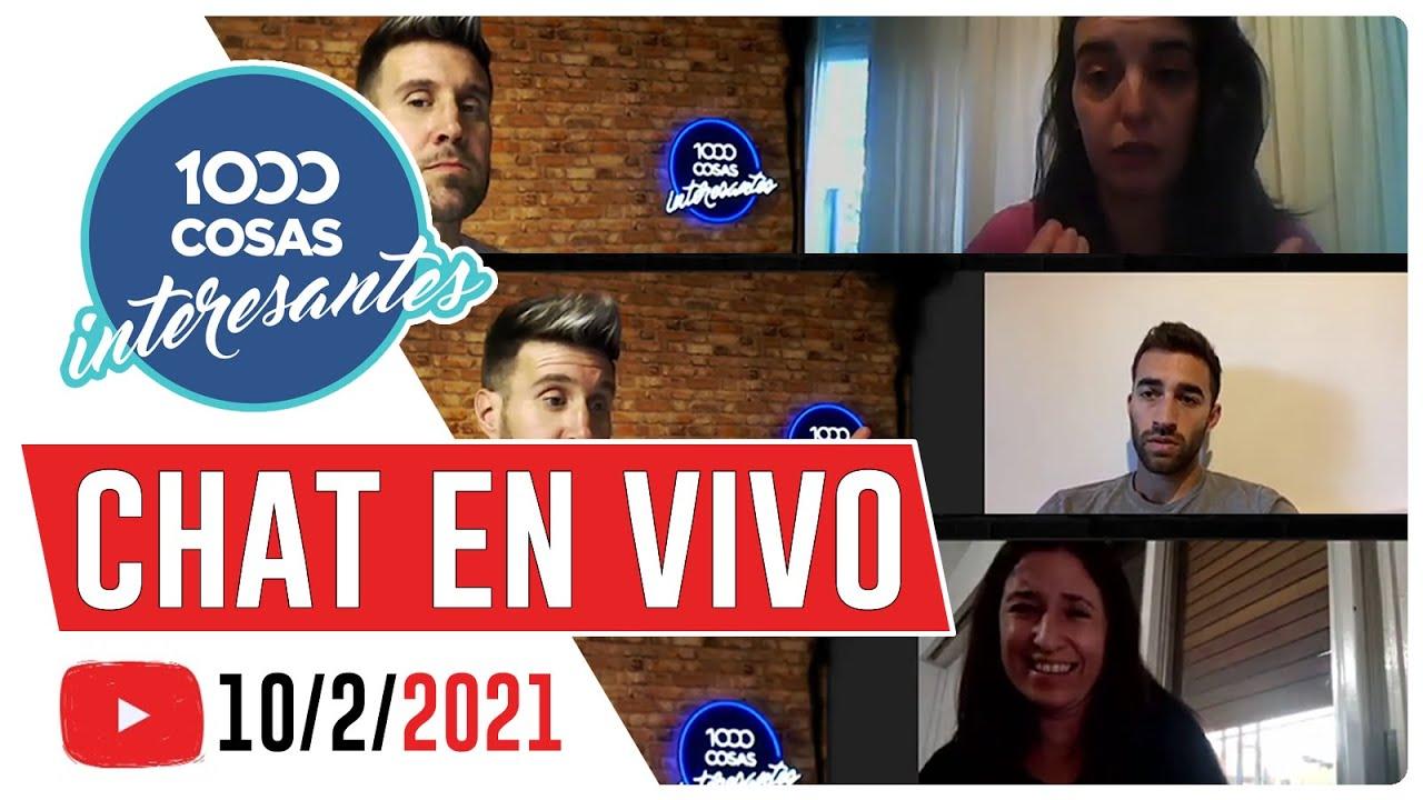 10-02-2021 💓 Viaje en FAMILIA 😍 Nombre RARO del AVO 🌈 Chat ...