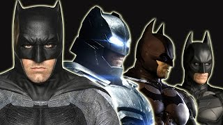 Batman vs Superman - Batman Fight Scene Breakdown Compilation