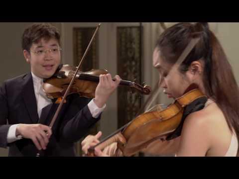 Sarasate Navarra Op.33 (Paul Huang, Danbi Um, Orion Weiss)