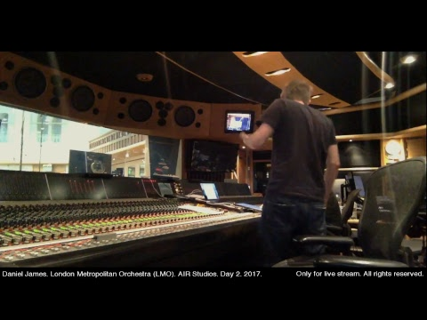 AIR Studios Live Orchestral Brass Session