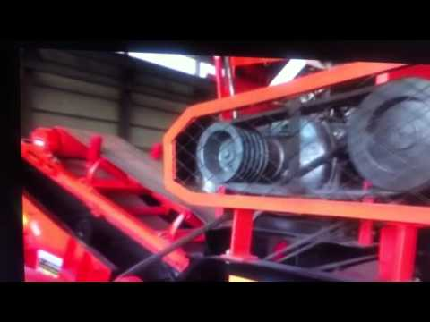 mobile diesel engine jaw crusher for gold mining