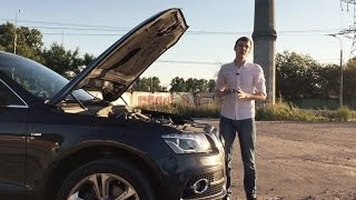 Обзор Audi Q5. На что смотреть при покупке.(Объявления по продаже Audi Q5 с пробегом на auto.ru - https://auto.ru/cars/audi/q5/all/?sort_offers=price-ASC&from=asafiev.audiq5.expallvideo ..., 2015-09-07T14:00:01.000Z)