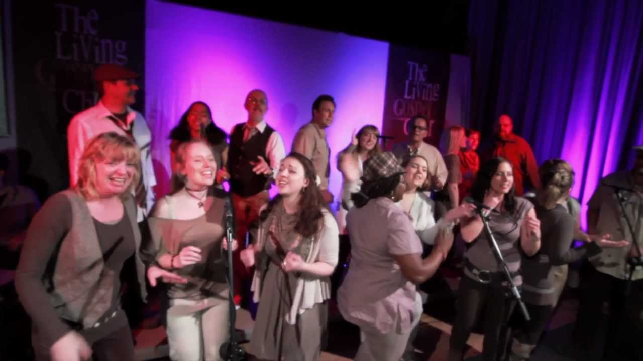 The Living Gospel Choir Show Yourself Strong Youtube