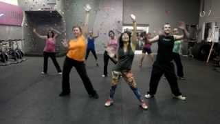 Warm Up - Dance Fitness Choreography with Kit -  Dance - Lumidee ft Fatman Scoop