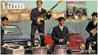 Les DIAMINOES Manhattan 1965 ( groupe sixties du Sud de la France )