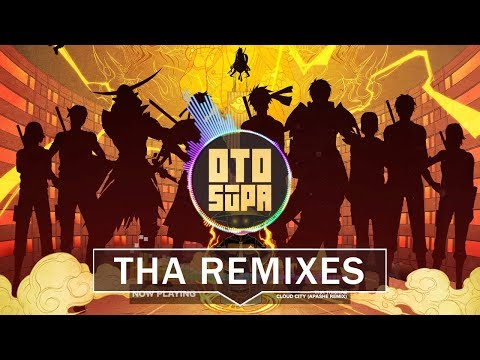 Tha Trickaz - Cloud City Tha Remixes [Full Album]