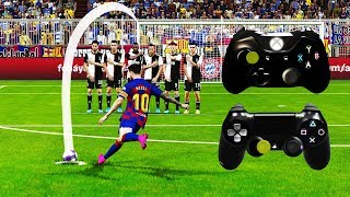 PES 2020 FREE KICK TUTORIAL | Xbox & Playstation | 4K