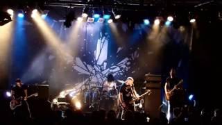 Sleepmakeswaves - Traced In Constellation - live Sydney Metro Theatre 24 Mar 2017