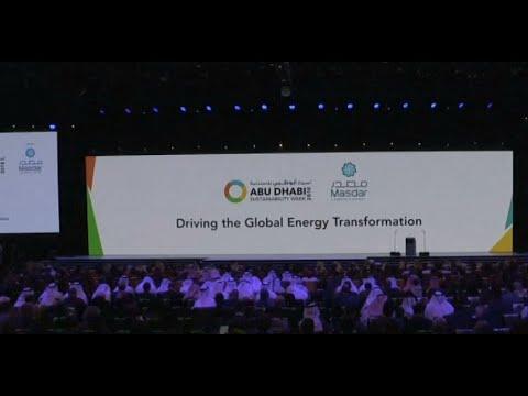 أسبوع أبوظبي للإستدامة.. قضايا عالمية وحلول متجددة  - نشر قبل 4 ساعة