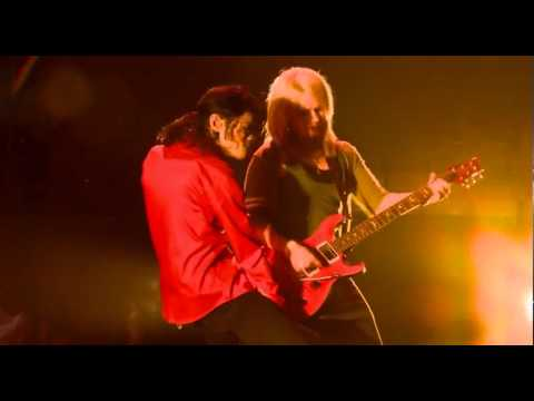This Is It - Beat It (Solo) - Michael Jackson & Orianthi
