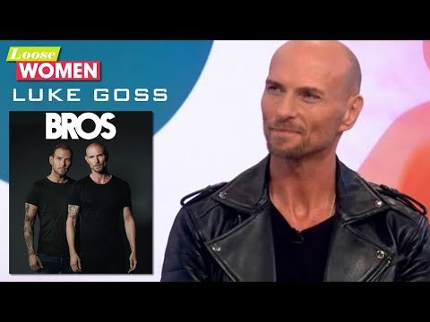 Luke Goss - Loose Women - Interview for Bros at the O2 & the Bros film - Matt Goss