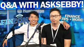 Personal Finance Tips   Growing A YT Channel   Q&A Ft. AskSebby
