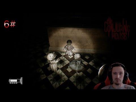 Ужасы The Conjuring House продолжаем куклы атакуют 6 часть