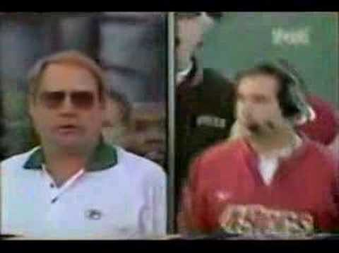Young to T.O. vs. GB 1998 Wildcard Game
