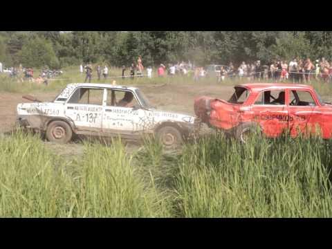 ГОНКИ НА РУССКИХ МАШИНАХ RUSSIAN CAR DRIVER