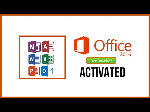Microsoft  Office 2016 Activate Lifetime Access Office 365 Free Windows 7/8/10 ✔