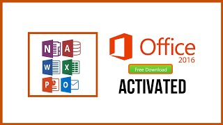 How to install Microsoft Office 2016 Free  on windows 10/8.1/8/7✔