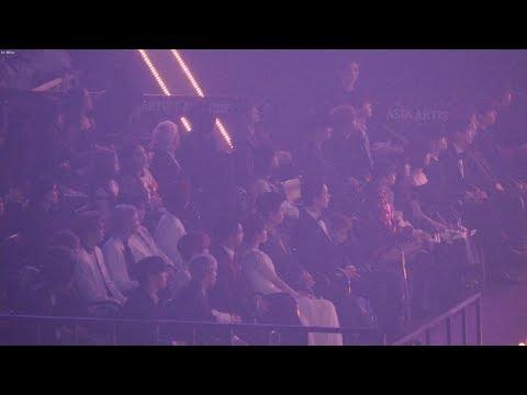 181128 트와이스(TWICE),아이유(IU),워너원 방탄소년단 (BTS) - IDOL 아이돌 Reaction [4K] 직캠 by Mera