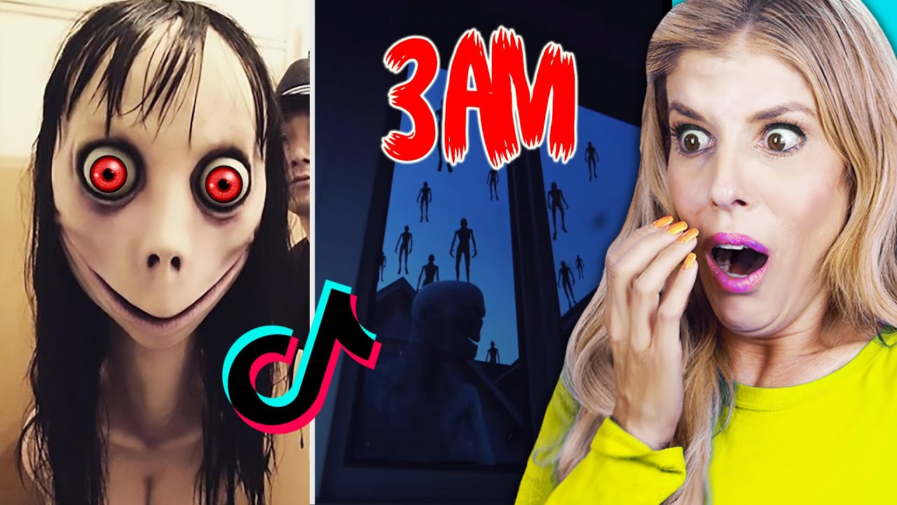 Creepy Tik Toks You Should Not watch before Bed
