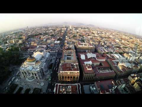 Timelapse Mexico City GoPro 5K