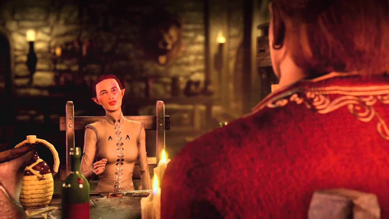 Dragon Age™: Inquisition - Serahs Song - YouTube